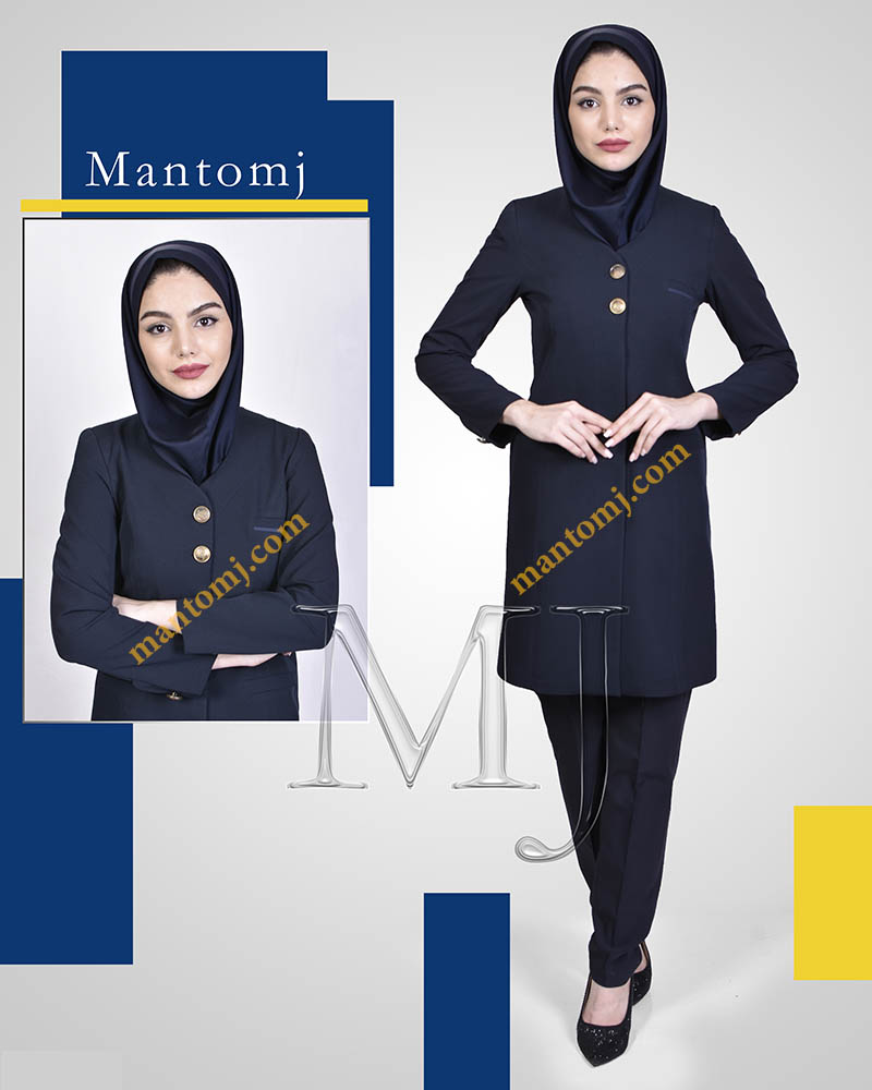 لباس فرم اداری کد 218