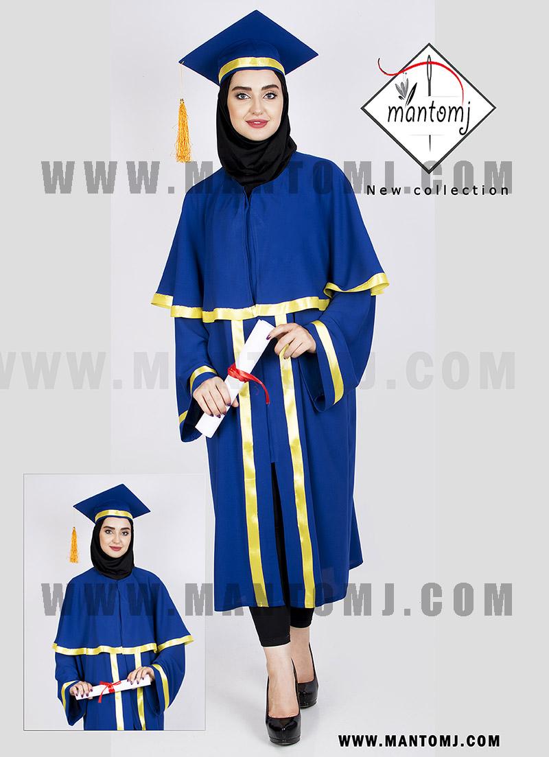 لباس فارغ التحصیلی مدل ۹۰2