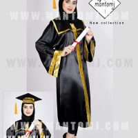 لباس فارغ التحصیلی مدل 903